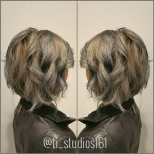Hair by @janemallonga Located at @ti_studios161 161 Robson Street, Vancouver